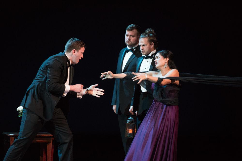 """Merola Grand Finale """"Che faro senza Euridice"""" Orfeo ed Euridice  Photo by Kristen Loken"""