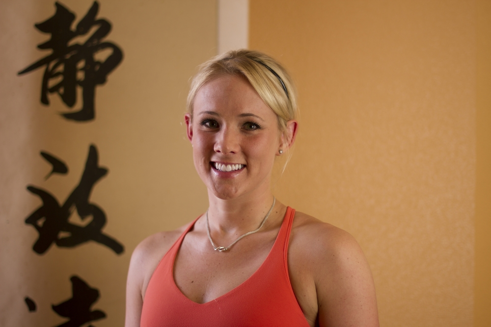 <p><strong>Becca Tegan</strong> -Teacher Since 2011</p>
