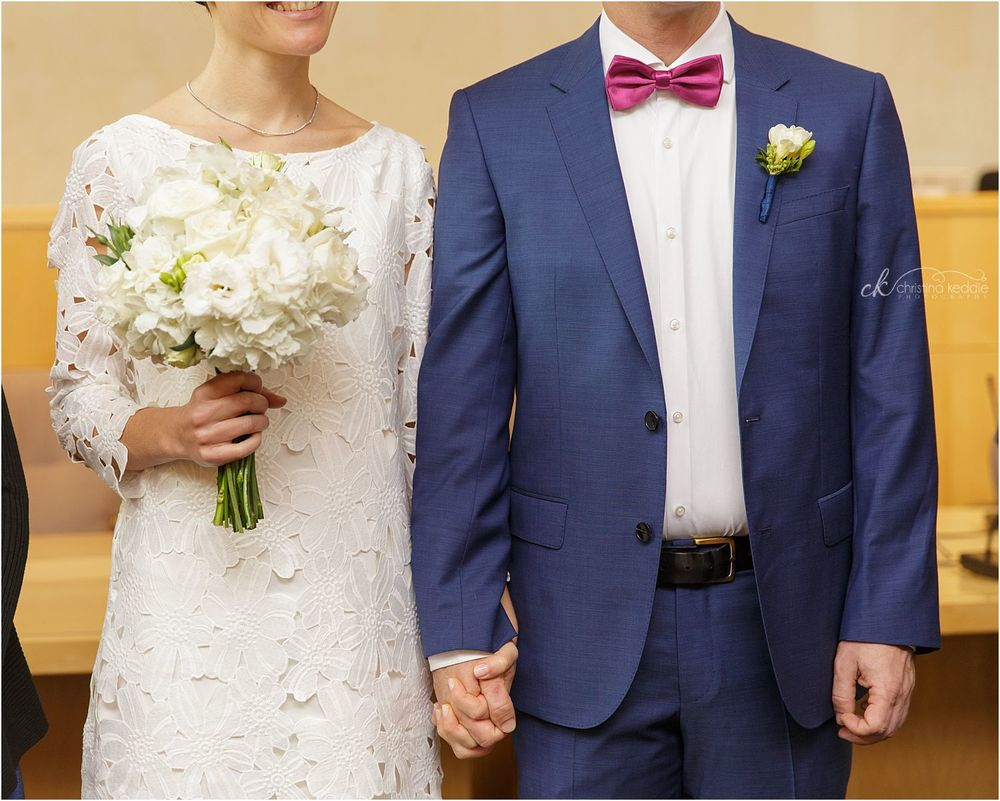 Wedding bride and groom torso detail | Christina Keddie Photography | Princeton NJ wedding photographer