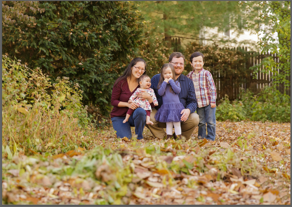 Headswaps for family portrait | Christina Keddie Photography | Photoshop tutorials