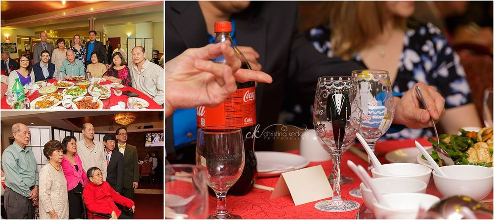Family group photos and bride and groom glasses | Christina Keddie Photography | Edison NJ event photographer