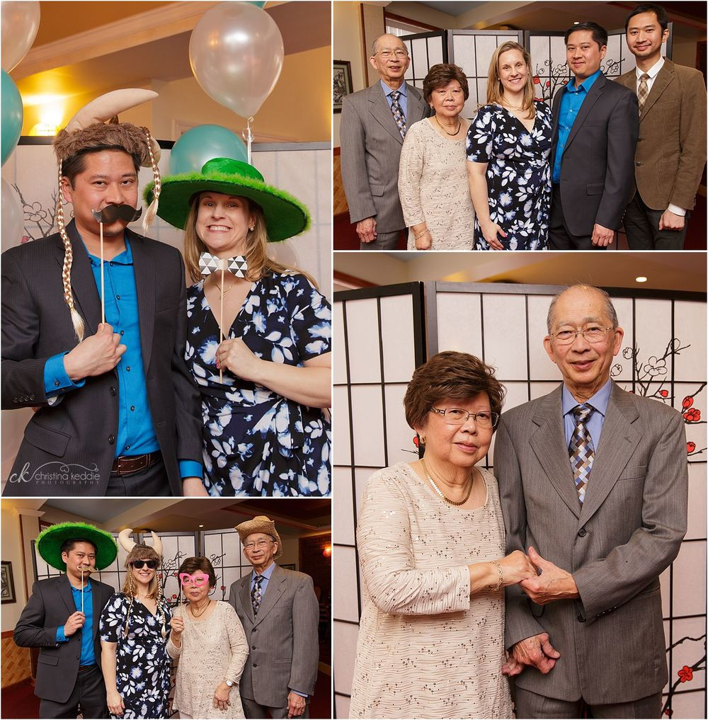 Formal and funny group photos | Christina Keddie Photography | Edison NJ event photographer