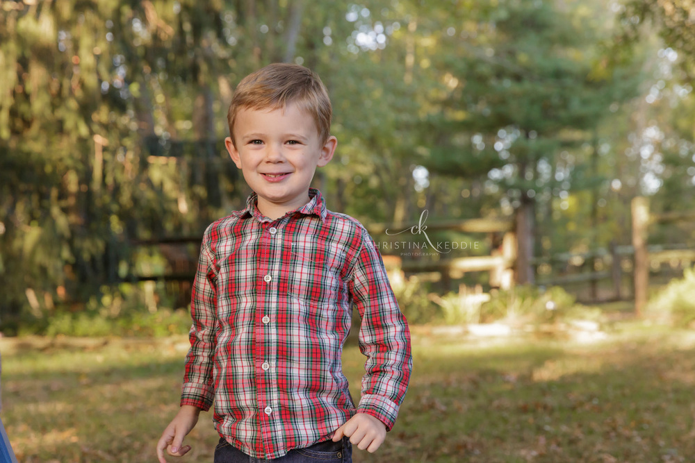 Two-year-old boy portrait | Christina Keddie Photography | Princeton NJ family photographer