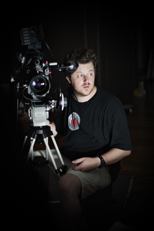 Director of An American Piano, Paul Leeming.