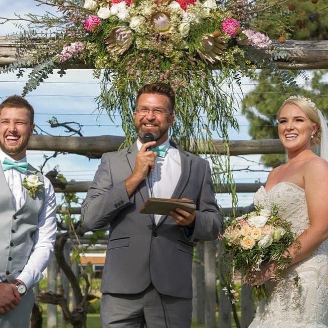 Andrew Pickering - Marriage Celebrant