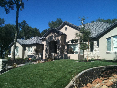 French Country Serrano Home