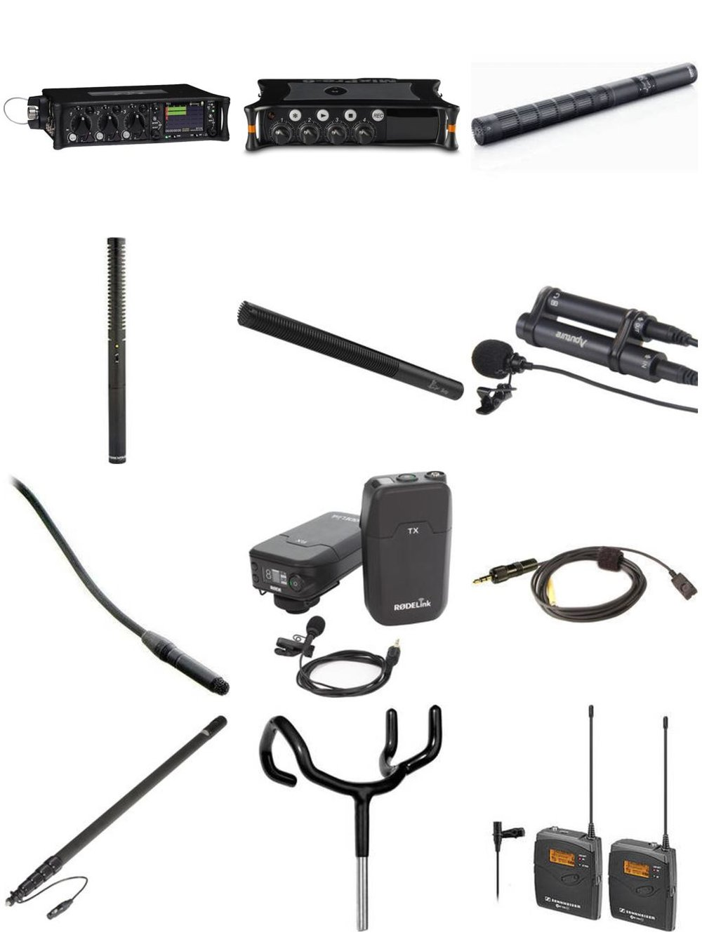 Sound Kit - See my sound kit over at kit.com
