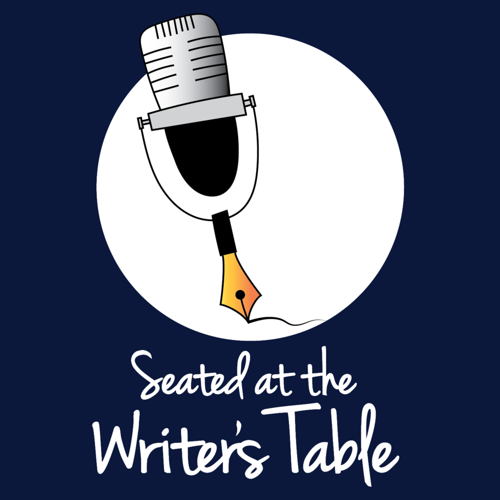 Seated At The Writer's Table