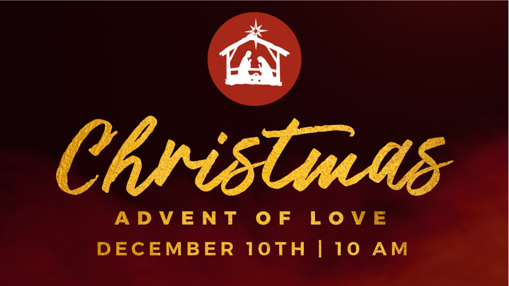 Advent of Love with Buck Storm - Christmas Advent Series