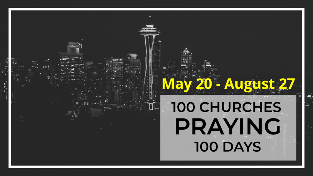 100 Days of Prayer for Seattle