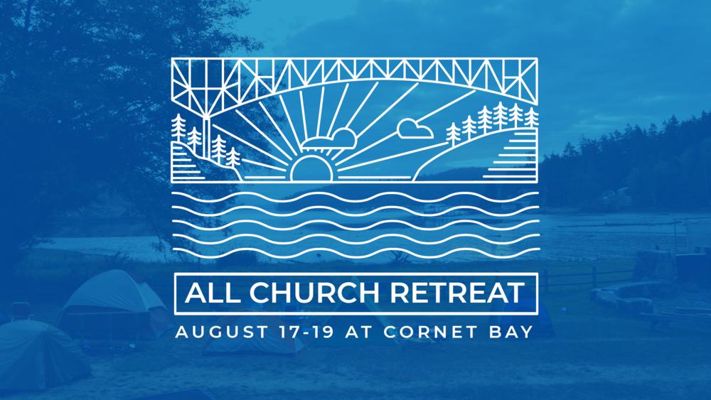 All Church Retreat at Cornet Bay Retreat Center
