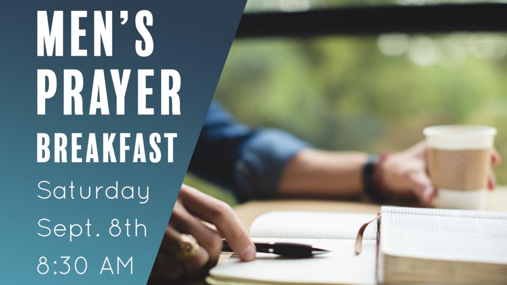 Men's Prayer Breakfast - Sept. 8.png