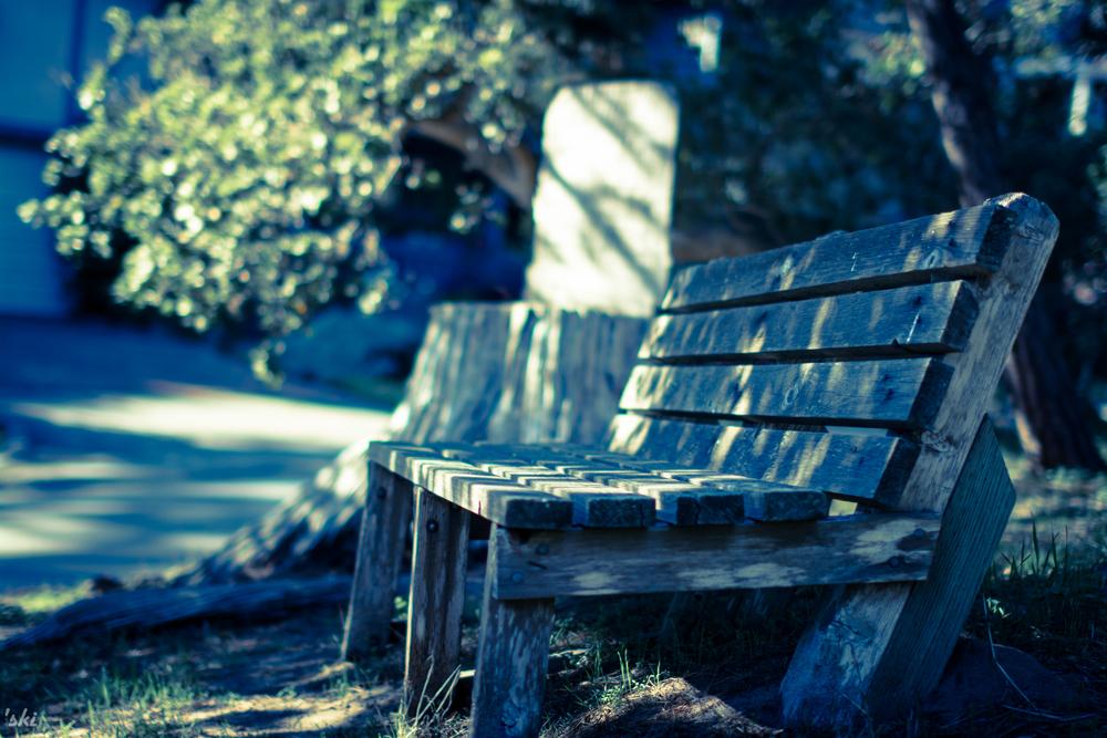 Monterey Bench