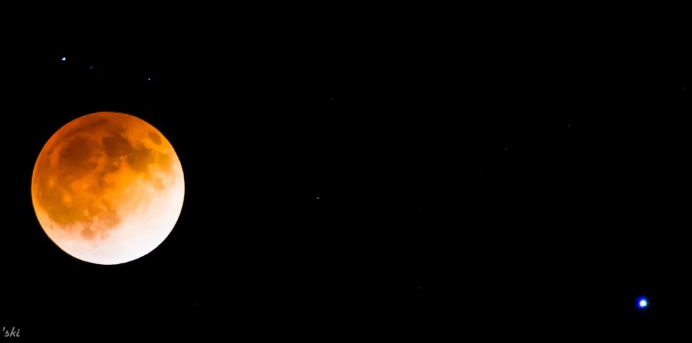 Moon, Meet Mars