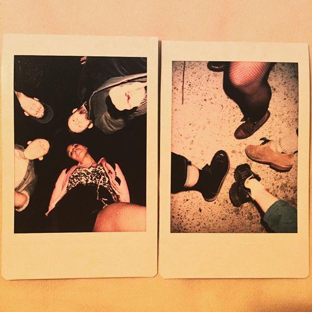 #Tbt #polaroids dem #legs