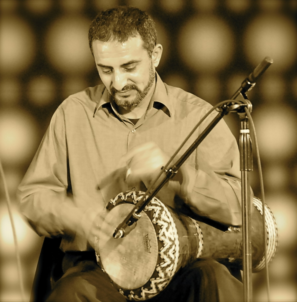 Faisal Zedan | Arabic Drum Teacher