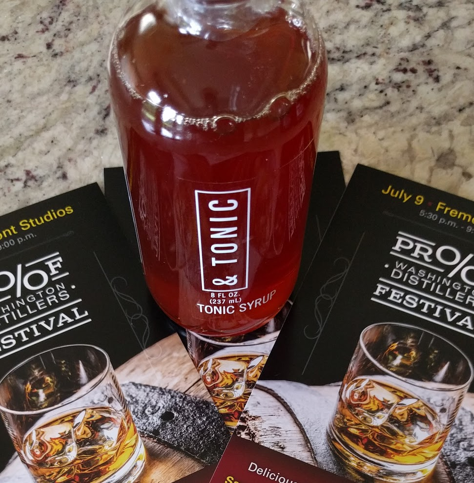 &TONIC artisanal tonic syrup craft cocktail