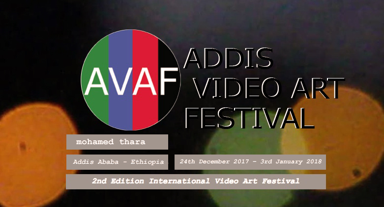Mohamed Thara - Addis video art festival, Addis Ababa - Ethiopia 2.jpg
