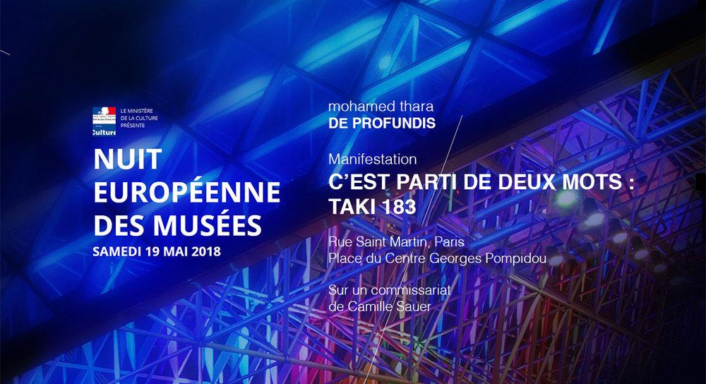 Mohamed Thara - Paris la Nuit des Musees.jpg