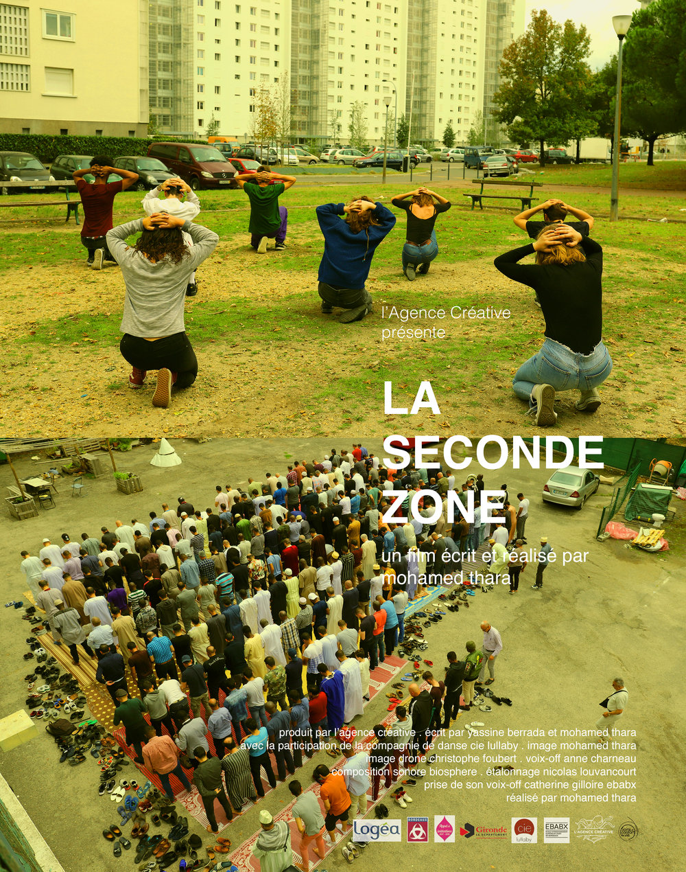 La Seconde Zone a film by mohamed thara, 2018