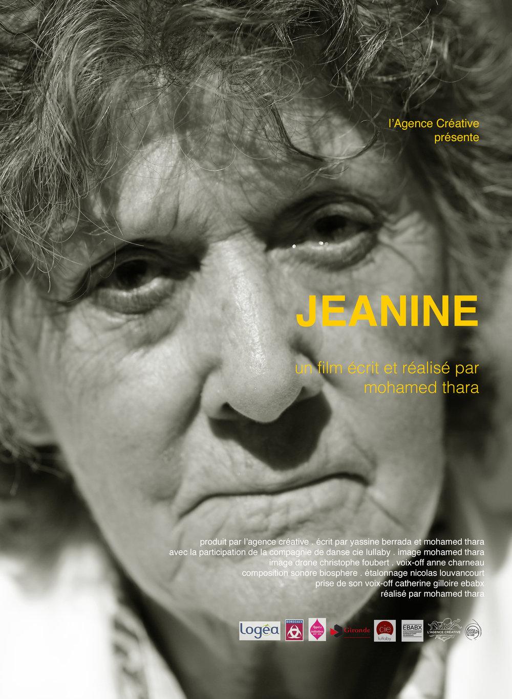 Jeanine un film de Mohamed Thara, 2018