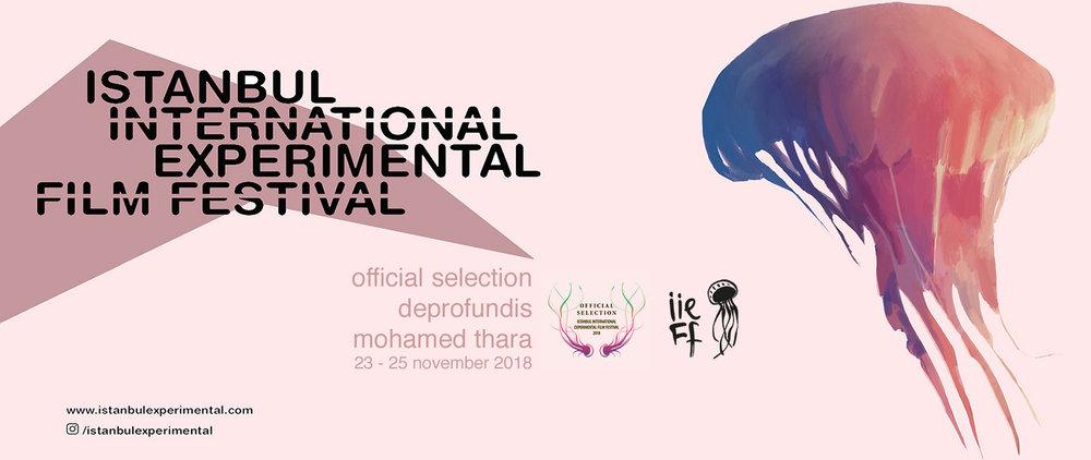 Mohamed Thara - Istanbul International Experimental Film Festival.jpg