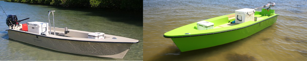 Check out the latest from SaltMarsh - The New savanna kayak/skiff hybrid/crossover!