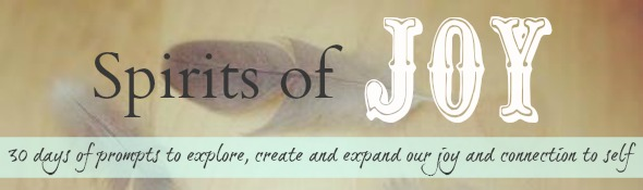 Spirits of Joy header