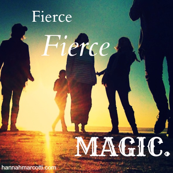 Fierce fierce magic