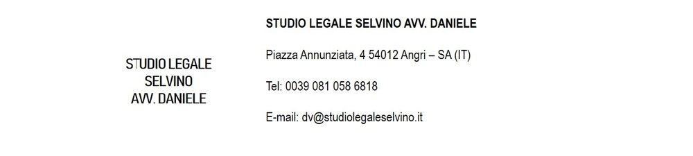 STUDIO LEGALE SELVINO .jpg