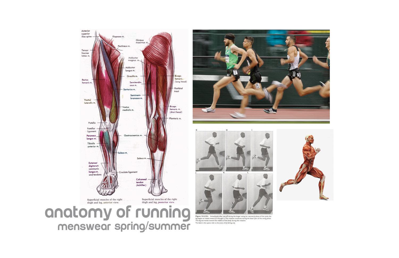 Menswear: Anatomy of Running — Sarah Lynch
