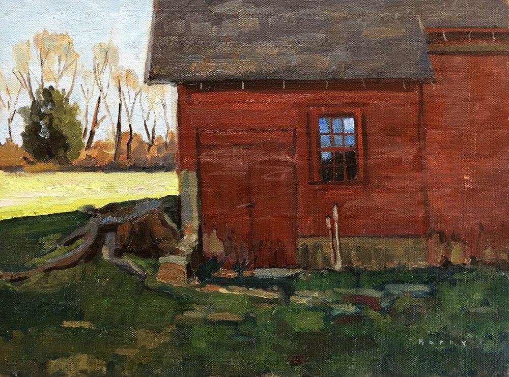 William Britton Barn