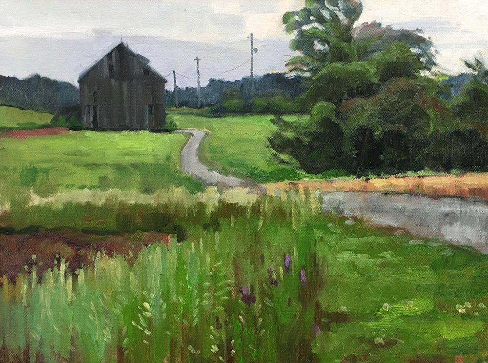 Mackall Road