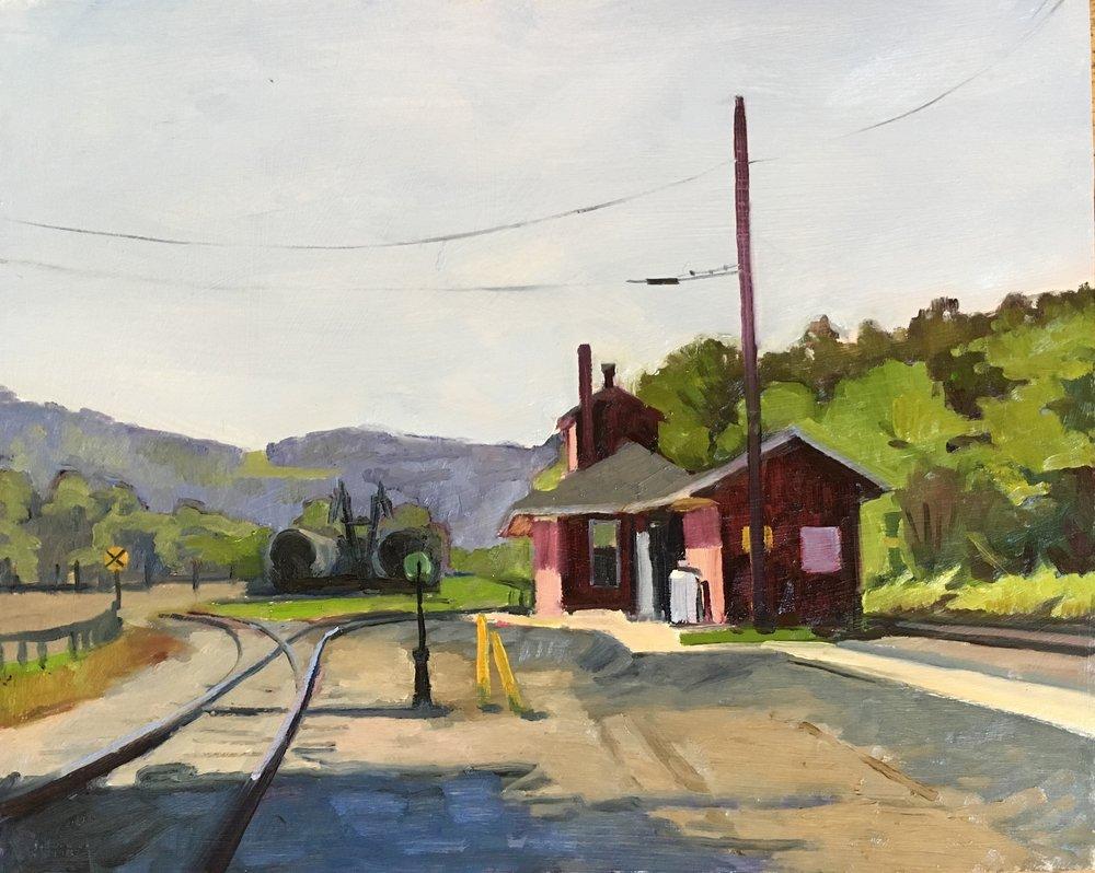 Montpelier Train Station