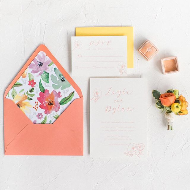 This spring inspired shoot is featured on @ruffledblog today!  Photography @jessimriephoto  Planning & Design @confettiand.co Florals @thegirlfloral Stationary @flourishandquillpaperco Tablescape @simplybeautifuldecor  Rentals @abcpartytime Venue @at_theagh  Hair @coccola_beauty  Makeup @costa_chic Dress @tmodernbride Suit @mooresclothing  Ring @luxe.zen Desserts @luciasvegancatering