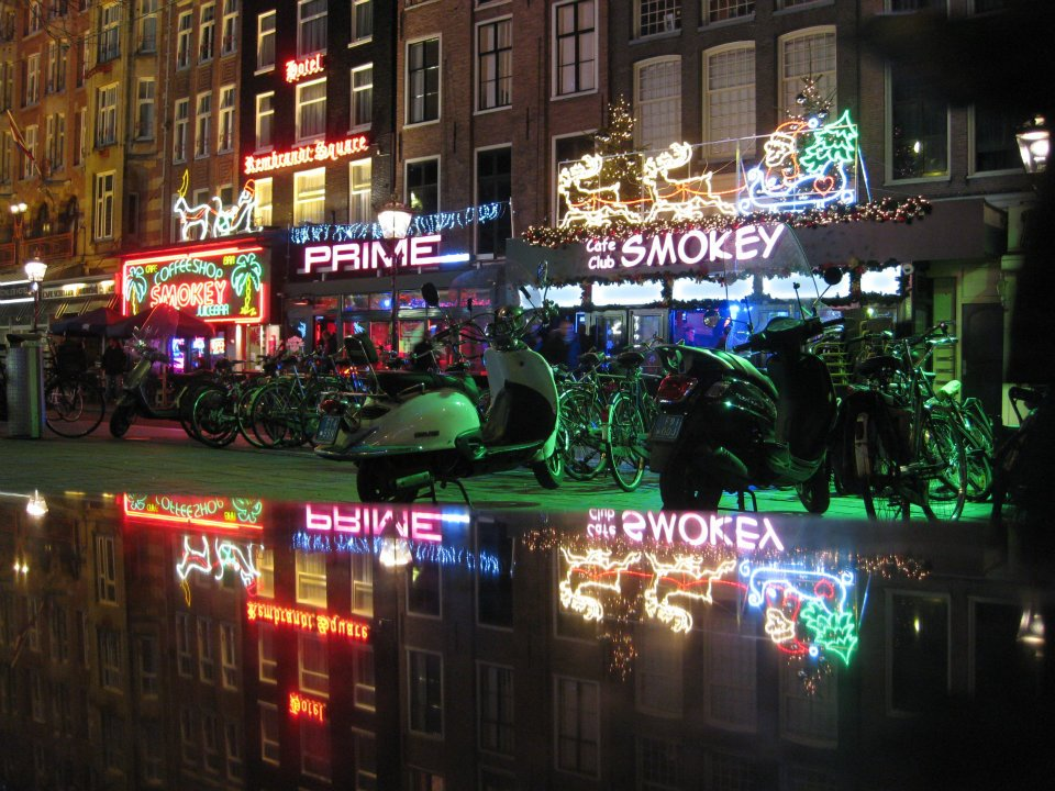 Stuck in Amsterdam (2011)