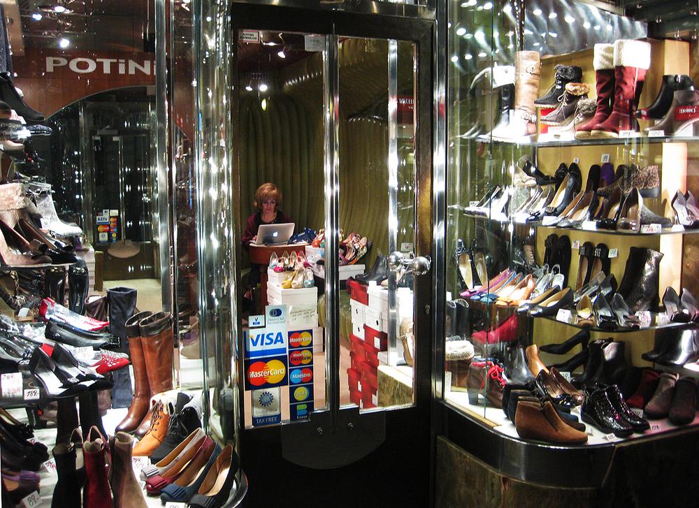Shoe Store - Vienna (2013)