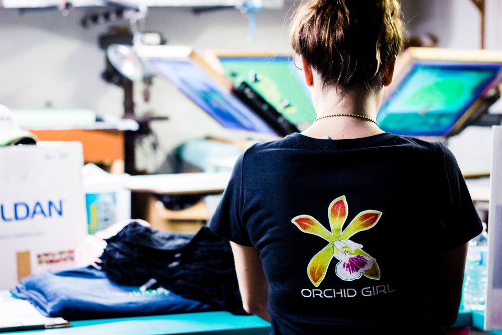 Orchid Island Brewery - Girls Back