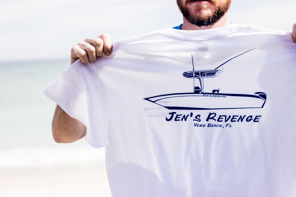 Jen's Revenge - Back