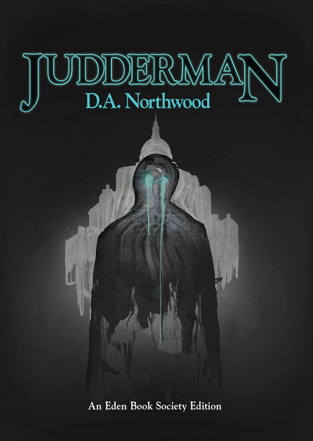 The Dead Ink reissue of Northwood's  Judderman