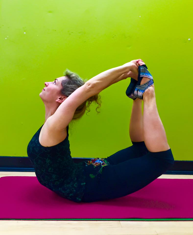 Vera Nicole: Yoga