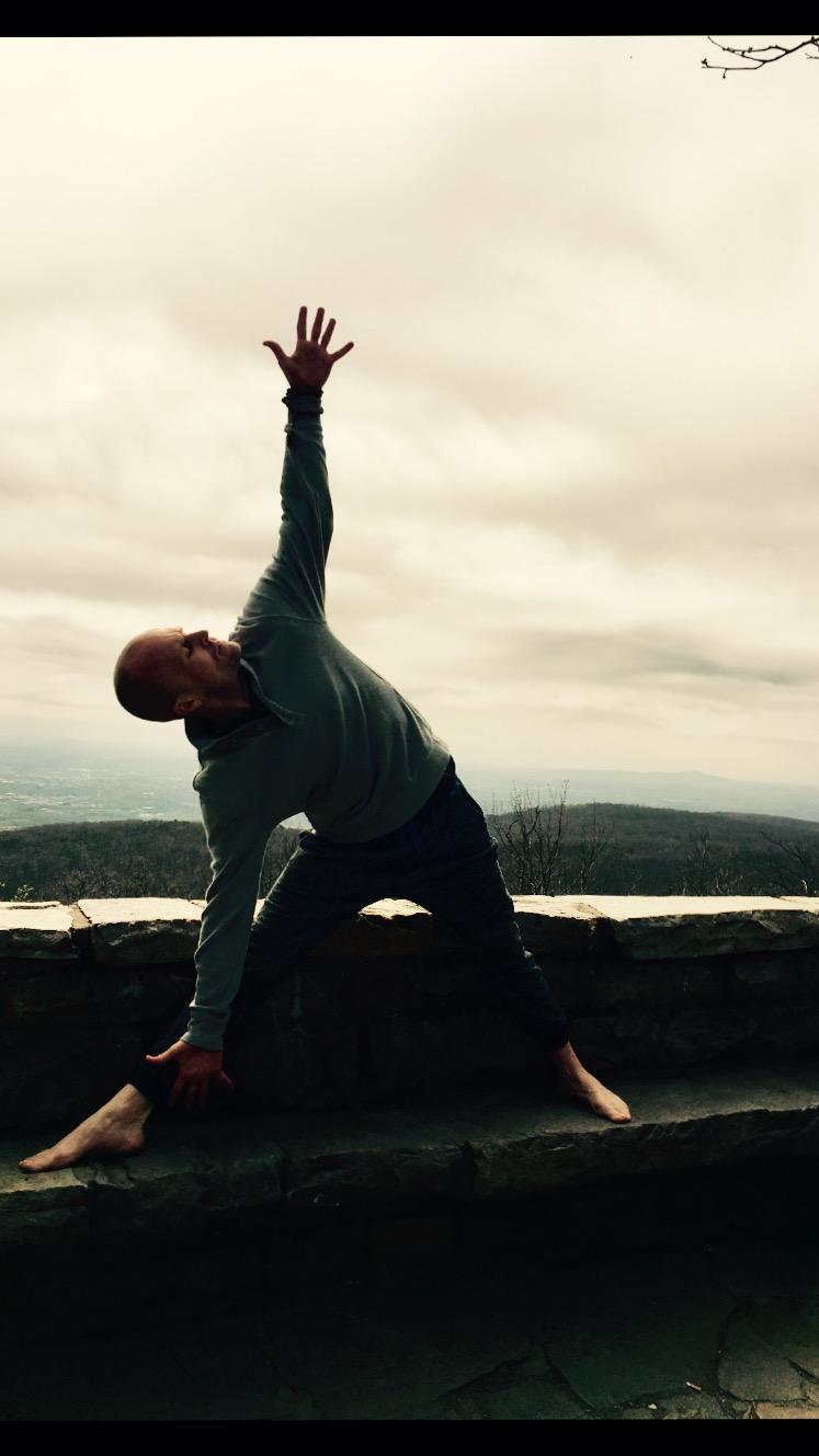 Brian Stump: Yoga