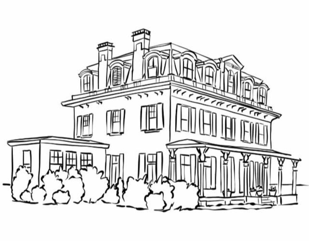 Southwood Illustration by Coppola Creative
