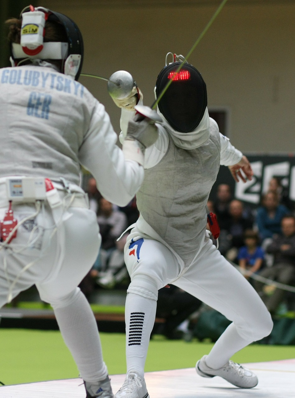 Fencing:    Primary School Support Offer    Start Your Coaching Journey    Coaching Fencing Courses    Expression of Interest Form