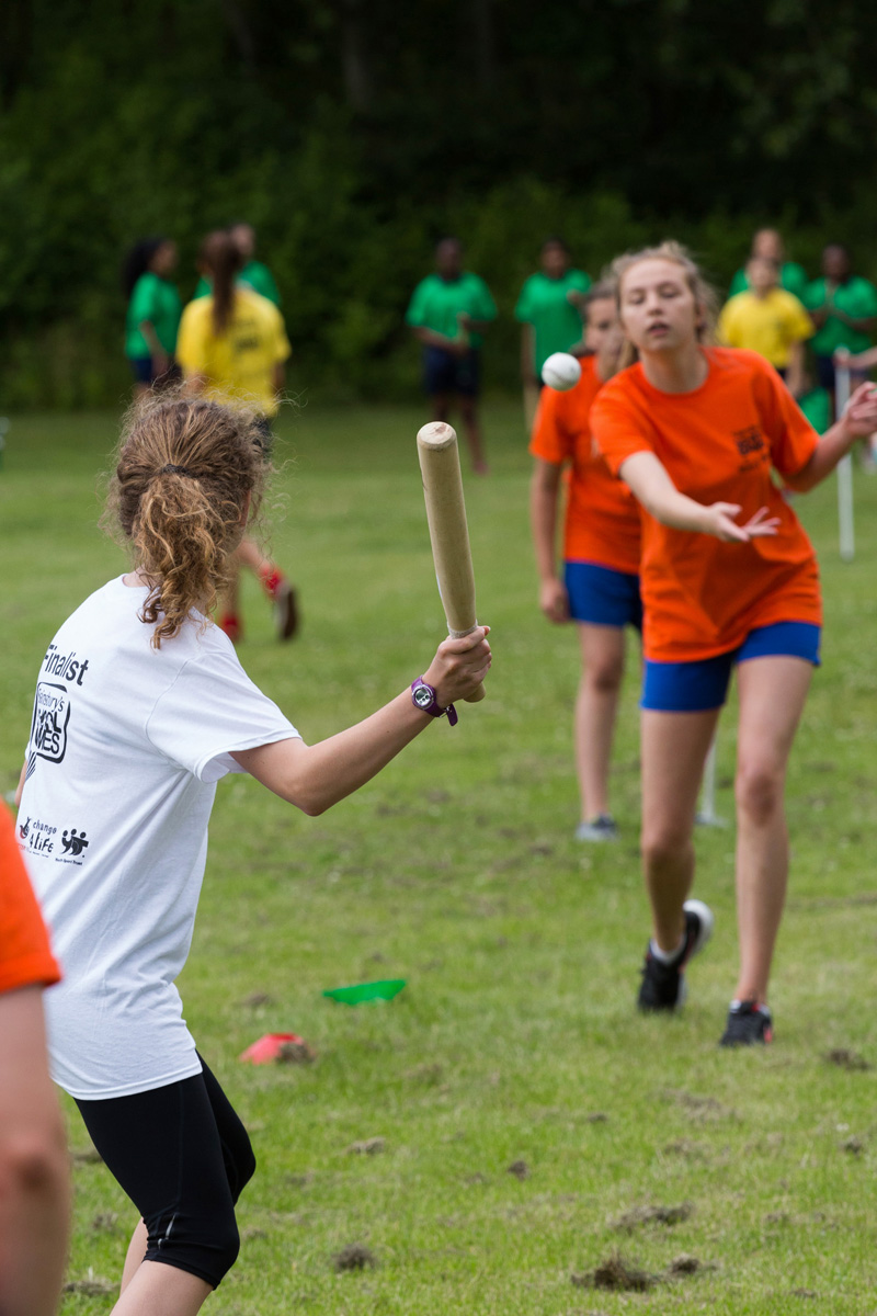 Rounders:    Primary School Support Offer