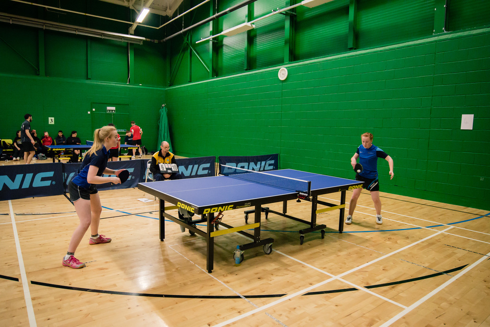 Table Tennis: Name: Andrea Holt Job Title: Development Officer, Table Tennis England Click here to email