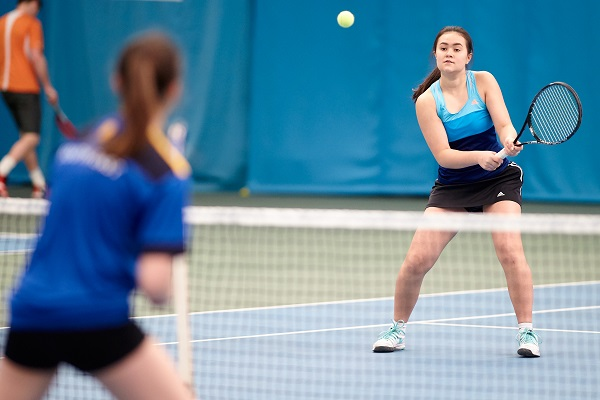 Tennis: Name: Joanna Cunliffe Job Title: Development Manager - North, Lawn Tennis Association Click here to email