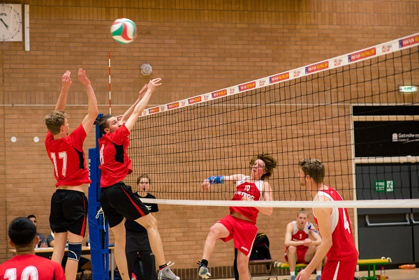 Volleyball: Name: Sam Jamieson Job Title: Relationship Manager, Volleyball England Click here to email