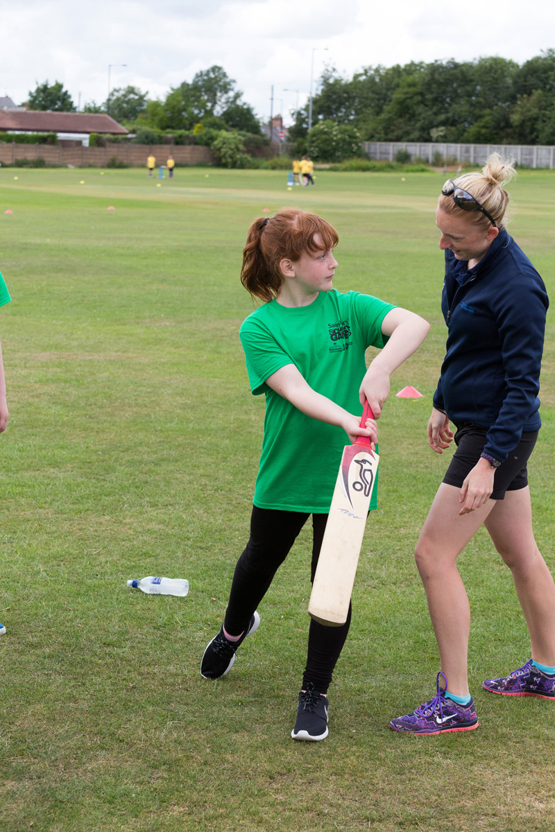 Cricket: Primary School Support Offer