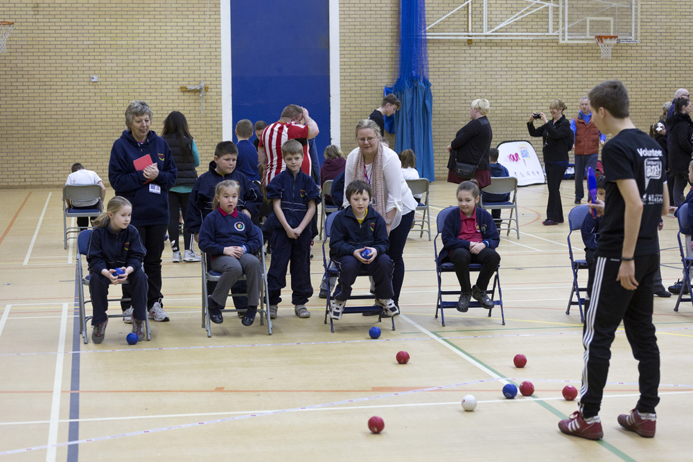 Boccia: Name: Mark Scott Job Title: Development Officer, Boccia England Click here to email